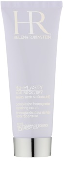Helena Rubinstein Re-Plasty creme renovador para mãos, pescoço e linha do pescoço SPF 15