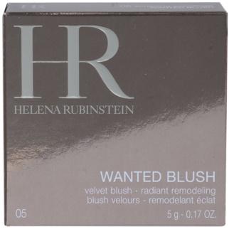 Helena Rubinstein Wanted Blush kompakt arcpirosító