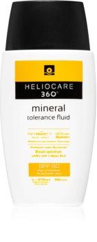 Heliocare 360° lozione protettiva minerale per il viso SPF 50
