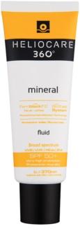 Heliocare 360° Mineral Sunscreen Fluid SPF50+