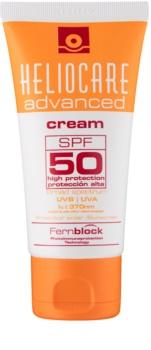 Heliocare Advanced crema bronceadora SPF 50