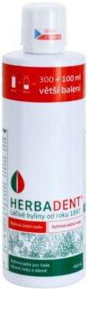 Herbadent Herbal Care enjuague bucal con hierbas