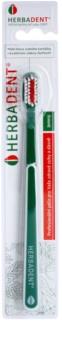 Herbadent Dental Care cepillo de dientes con cabezal corto suave