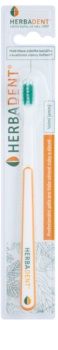 Herbadent Dental Care rövidfejű fogkefe extra soft