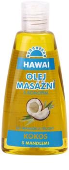 Herbavera Body oléo de massagem e corporal Hawai 2 em 1