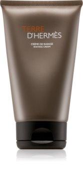 Hermès Terre d'Hermès krém na holení pro muže 150 ml