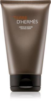Hermès Terre d'Hermès krém na holenie pre mužov 150 ml