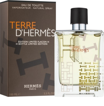 Hermès Terre d'H Bottle Limited Edition 2016 eau de toilette pentru barbati 100 ml