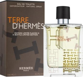 Hermès Terre d'Hermès H Bottle Limited Edition 2016 eau de toilette pentru barbati 100 ml