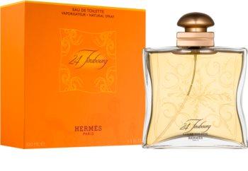 Hermès 24 Faubourg toaletní voda pro ženy 100 ml