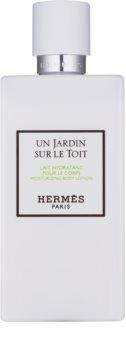 Hermès Un Jardin Sur Le Toit mleczko do ciała unisex 200 ml
