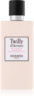 Hermès Twilly d'Hermes lapte de corp pentru femei 200 ml