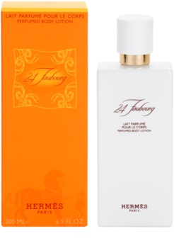 Hermès 24 Faubourg mleczko do ciała dla kobiet 200 ml