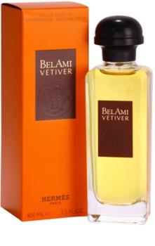 Hermès Bel Ami Vetiver Eau de Toilette für Herren 100 ml