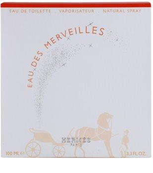 Hermès Eau des Merveilles toaletní voda pro ženy 100 ml