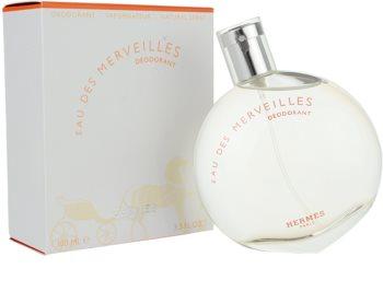 Hermes Eau des Merveilles Perfume Deodorant for Women 100 ml