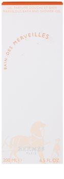Hermès Eau des Merveilles sprchový gél pre ženy 200 ml