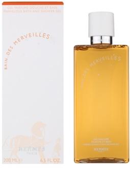 Hermès Eau des Merveilles Shower Gel for Women 200 ml