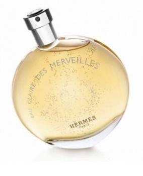 Hermès Eau Claire des Merveilles eau de toilette pour femme 50 ml