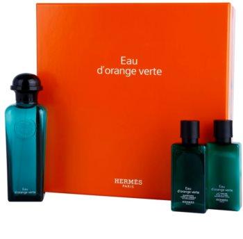 Hermès Eau d'Orange Verte dárková sada III.