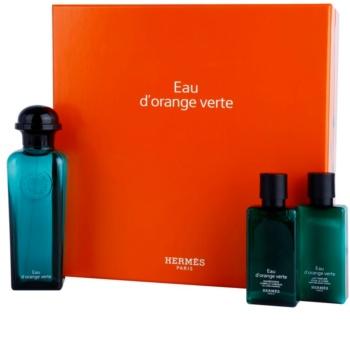 Hermès Eau d'Orange Verte zestaw upominkowy III.