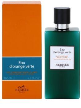 Hermès Eau d'Orange Verte losjon za telo uniseks 200 ml