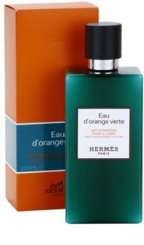 Hermès Eau d'Orange Verte mleczko do ciała unisex 200 ml