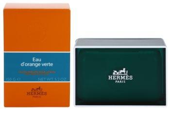 Hermès Eau d'Orange Verte parfümierte seife  Unisex