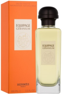Hermès Equipage Géranium Eau de Toilette for Men 100 ml