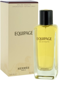 Hermès Equipage Eau de Toilette for Men 100 ml