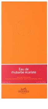 Hermès Eau de Rhubarbe Écarlate Eau de Cologne unisex 200 ml