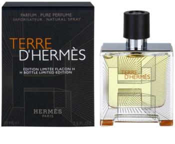 Hermès Terre d'Hermès H Bottle Limited Edition 2014 parfüm férfiaknak 75 ml