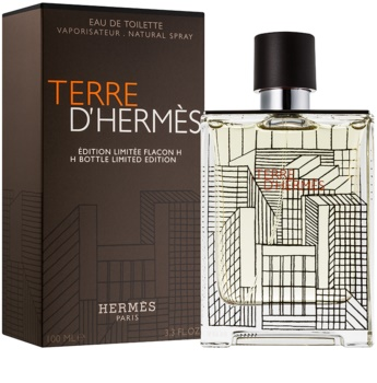 Hermès Terre d'Hermès H Bottle Limited Edition 2017 Eau de Toilette for Men 100 ml