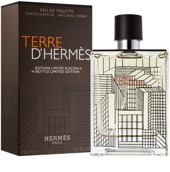 Hermès Terre d'Hermès H Bottle Limited Edition 2017 Eau de Toilette Für Herren 100 ml