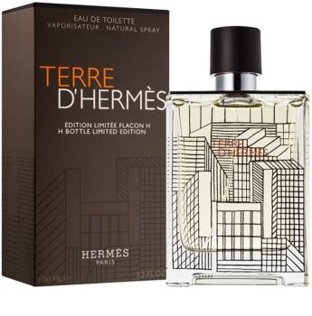 Hermès Terre d'Hermès H Bottle Limited Edition 2017 Eau de Toilette Herren 100 ml