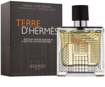 Hermès Terre d'Hermès H Bottle Limited Edition 2017 parfém pre mužov 75 ml
