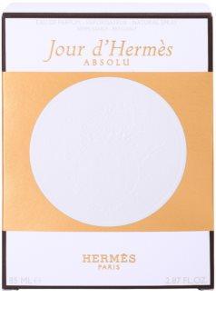 Hermès Jour d'Absolu eau de parfum pentru femei 85 ml reincarcabil