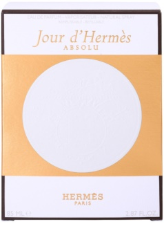 Hermès Jour d'Absolu Parfumovaná voda pre ženy 85 ml plniteľná