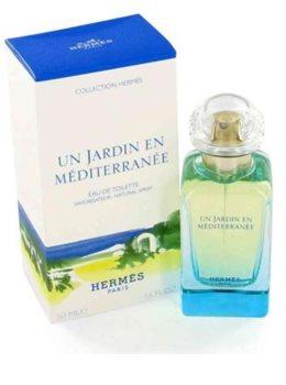 Hermès Un Jardin En Méditerranée Eau De Toilette Mixte 100 Ml