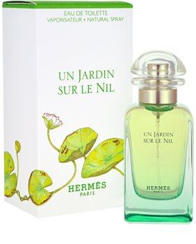 Hermès Un Jardin Sur Le Nil Eau de Toilette unissexo 50 ml