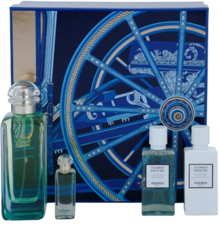 Hermes Un Jardin Sur Le Nil Gift Set  VII.