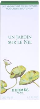 Hermès Un Jardin Sur Le Nil Body Lotion unisex 200 ml