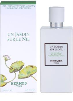 Hermès Un Jardin Sur Le Nil testápoló tej unisex 200 ml