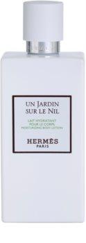 Hermès Un Jardin Sur Le Nil Körperlotion unisex 200 ml