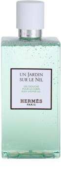 Hermès Un Jardin Sur Le Nil sprchový gél unisex 200 ml