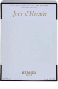 Hermès Jour d'Hermès eau de parfum pour femme 85 ml rechargeable