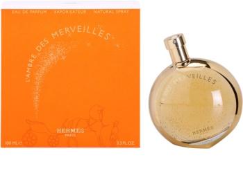 Hermes Lambre Des Merveilles Eau De Parfum Voor Vrouwen 100 Ml
