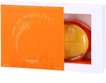 Hermès L'Ambre des Merveilles woda perfumowana dla kobiet 100 ml