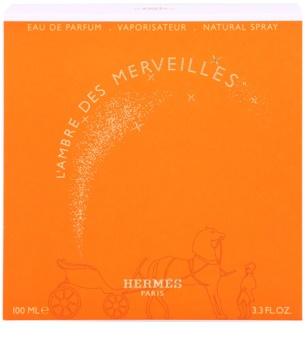 Hermès L'Ambre des Merveilles parfumska voda za ženske 100 ml
