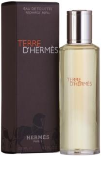 Hermès Terre d'Hermès Eau de Toilette for Men 125 ml Refill